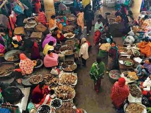 Manipur Ima Kathel Famous Female Market Hindi