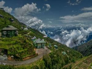 The Tourist Town Ravangla Sikkim Hindi