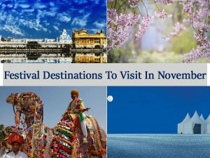 Festival Destinations India Every Traveller Must Visit This November Hindi