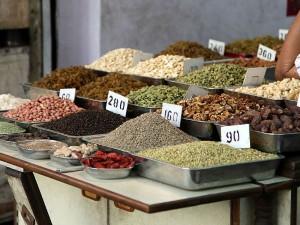 Khari Baoli Asia S Biggest Wholesale Spice Market Delhi Hindi