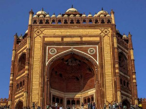 Witness These Glorious Monuments Built Akbar Hindi