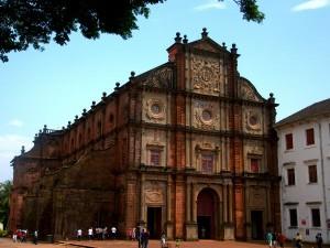 Churches Visit During Christmas Goa Hindi