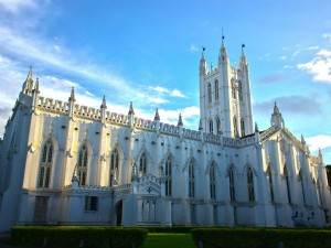 Stunning Churches India Built Gothic Architectural Style Hindi