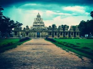 Kailasanathar Temple Kanchipuram Hindi