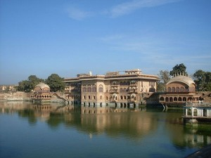 Another Jal Mahal Deeg Palace Bharatpur Hindi