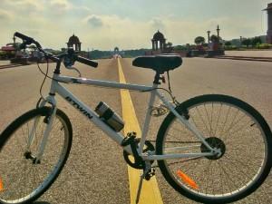 Explore Delhi Through These Cycling Tracks Hindi
