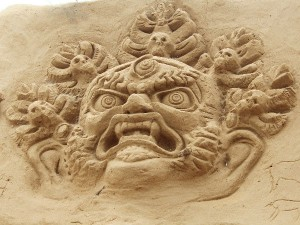 Visit Mysore Sand Sculpture Museum Mysore Hindi
