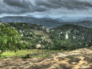 Mysore Horsley Hills Silky Drive Amidst The Hills Hindi