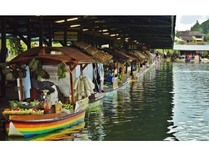Floating Market Kolkata Hindi