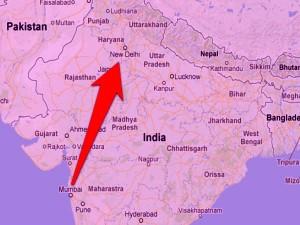 Delhi Mumbai Route Travel Guide