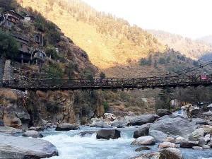 Manikaran Tourist Place Kullu Himachal Pradesh