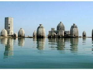 Bathu Ki Ladi Temples Sumberged Water Eight Month Hindi
