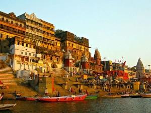 Holi Celebration Varanasi Hindi
