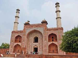 Explore These Magnificent Gates Uttar Pradesh