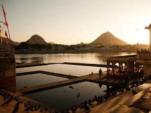 Interesting Facts About Lord Brahma Temple Pushkar Hindi