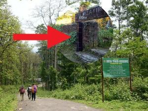 Buxa Fort Buxa Wildlife Sanctuary Alipurduar West Bengal Hindi