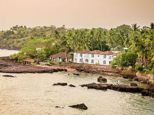 Dona Paula Beach Tour Travel Guide Hindi