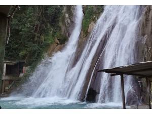 Waterfalls Around Dehradun Mussoorie Hindi