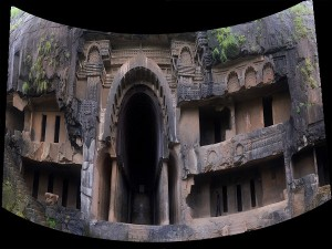 Bhaja Caves Lonavala Pune Maharashtra Hindi