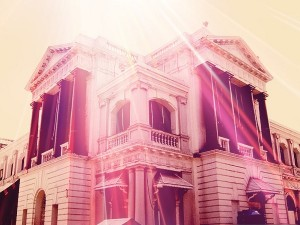 Fort St George White Town Chennai Tamilnadu Hindi