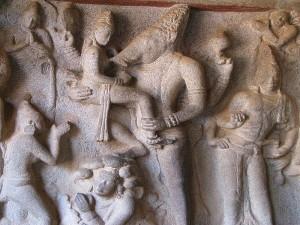 Varaha Cave Temple Mamallapuram In Kanchipuram Tamilnadu Hindi