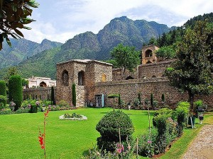 Beautiful Pari Mahal In Srinagar History And Timing