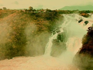 Shivanasamudra Falls Travel Guide Best Time Visit How Reach