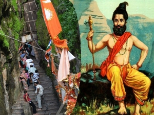 अद्भुत :  इस गुफा से जुड़े हैं भगवान परशुराम के कई बड़े रहस्य