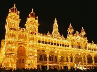 कर्नाटक का मैसूर दशहरा