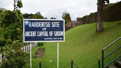 सिक्किम की खूबसूरत वादियों में छुपा हुआ प्राचीन नगर रबडेनत्से
