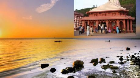 महाराष्ट्र : भीड़भाड़ से दूर आराम फरमाने के लिए जरूर आएं गणपतिपुले बीच