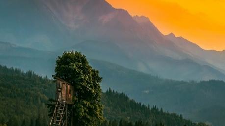 पूर्वोत्तर भारत के खूबसूरत पहाड़