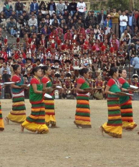 नागालैंड के हॉर्नबिल उत्सव में पर्यटकों के लिए क्या है खास?