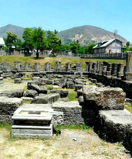 अवंतीपुर : जम्मू-कश्मीर का धार्मिक केंद्र