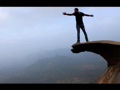 अवलाबेत्ता पहाड़ी..खतरनाक लेकिन रोमांचक