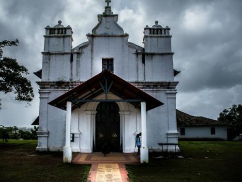 थ्री किंग्स चर्च..गोवा का भूतिया चर्च