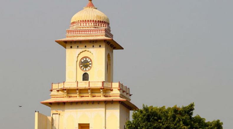 जब नहीं थी घड़ी और मोबाइल..तो जयपुर में ऐसा देखा जाता था समय