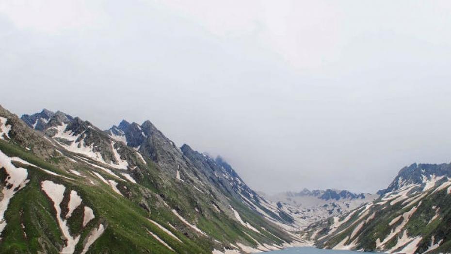 कश्मीर की प्रसिद्ध झीलें!